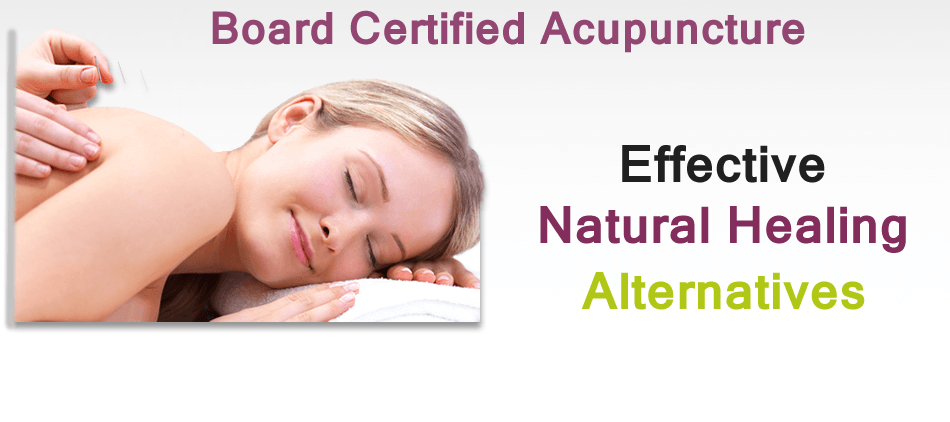 Board Certified Acupuncture Cincinnati